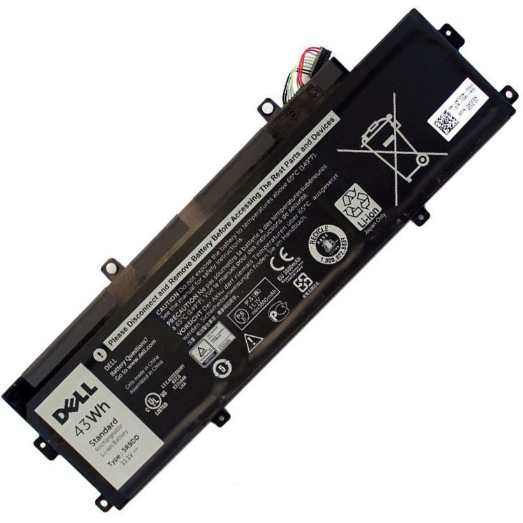 Cheap Dell Xkpd0 43wh Batteries Pack For Dell Laptop