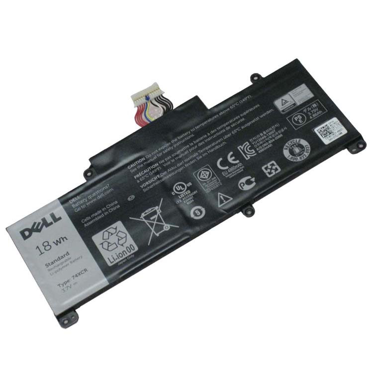 DELL 74XCR battery