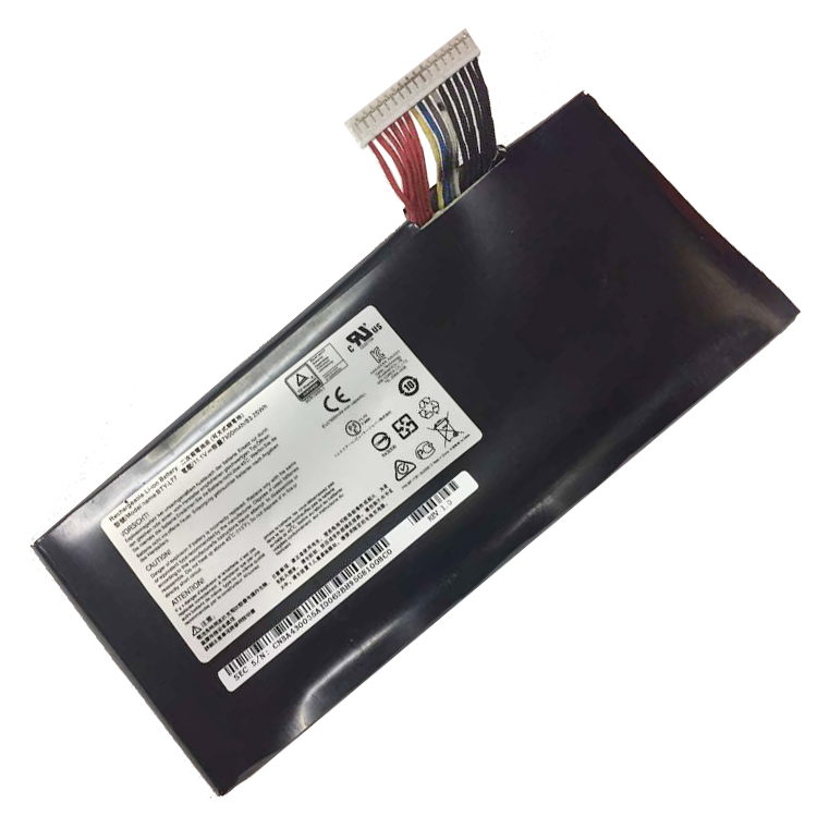 MSI 2QE-209CN battery