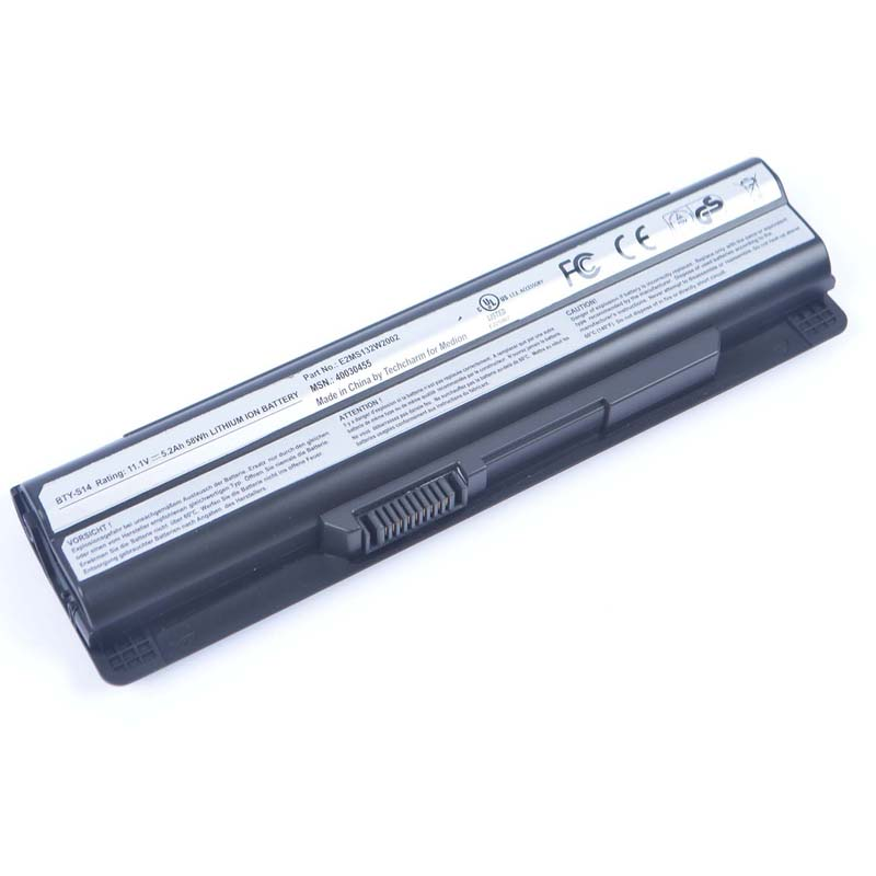 MSI FX610 Series battery