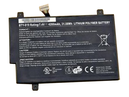 MSI BTY-S19 battery