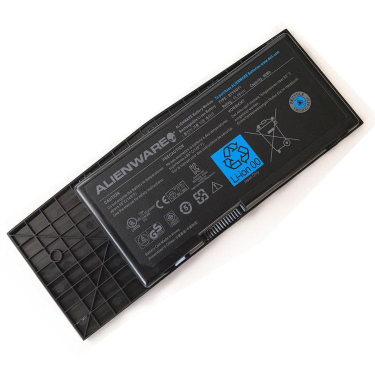 Dell Alienware M17x  laptop battery