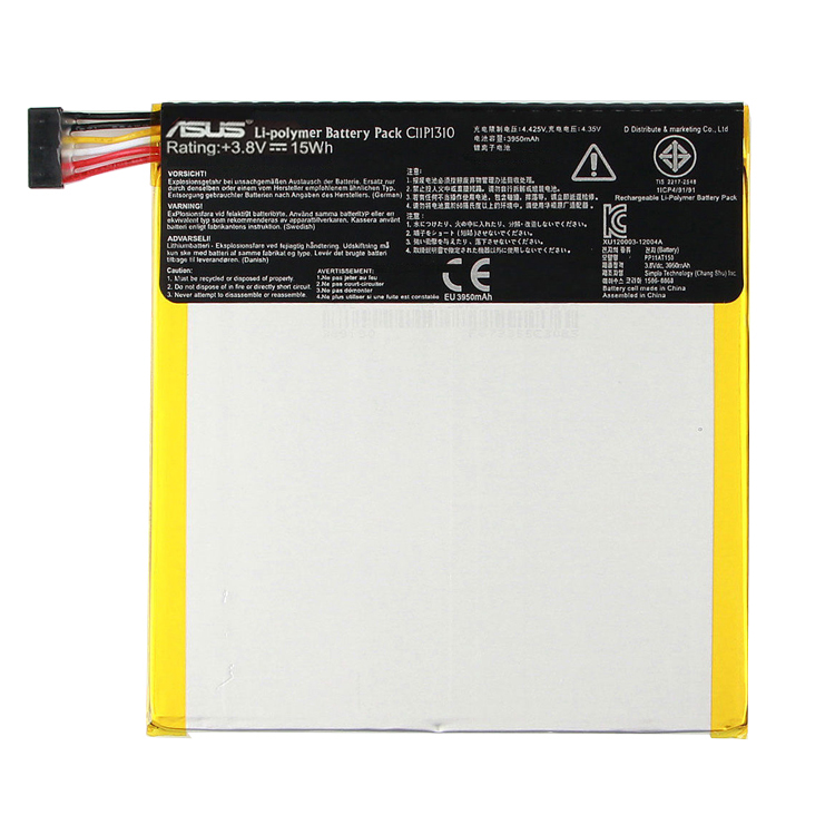 wholesale C11P1310 Laptop Battery