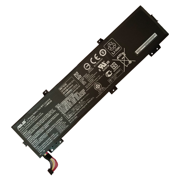 ASUS ROG G701VO-CS74K battery