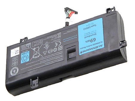 Dell Alienware 14 A1 laptop battery