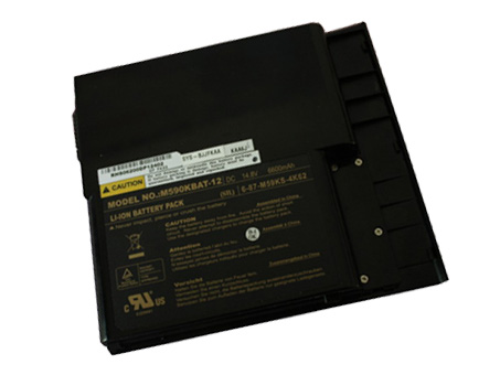 CLEVO M59 battery