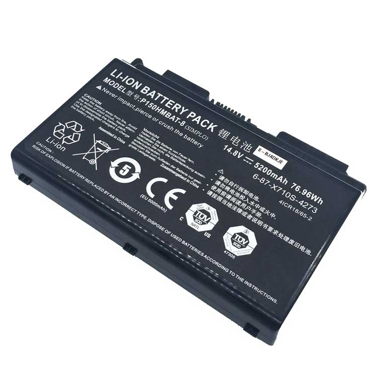 CLEVO P170 battery