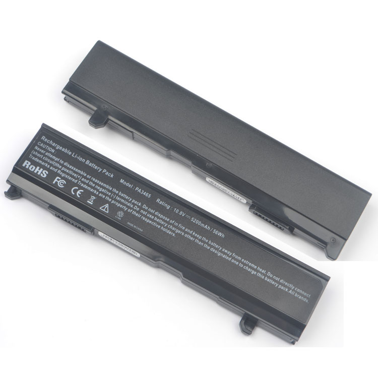 TOSHIBA Equium A110-252 battery