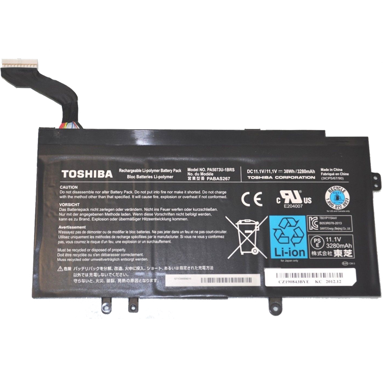 Toshiba Satellite U9 laptop battery