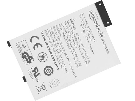 Cheap Amazon S11gtsf01a 1750mah Batteries For Amazon Kindle 3 3g Wi
